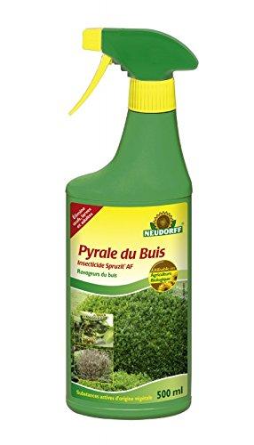 Neudorff : Insecticide contre la pyrale du buis