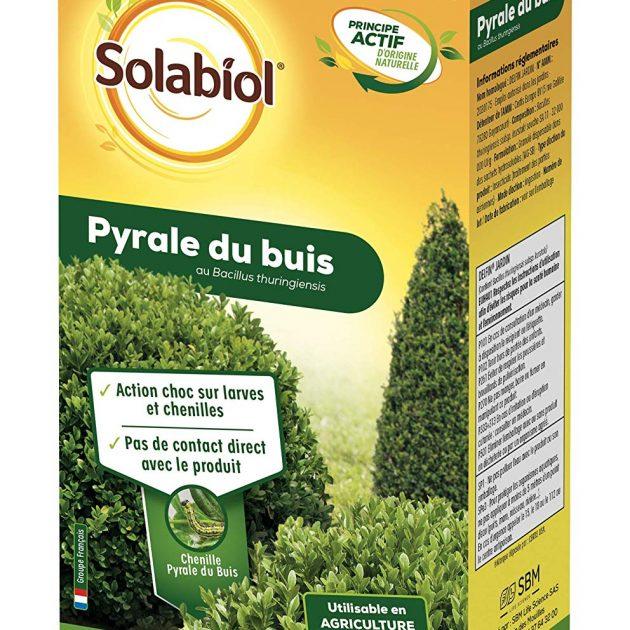 Solabiol SOPYRAL 15 Pyrale du Buis Bacillus